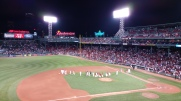 And the sox won!