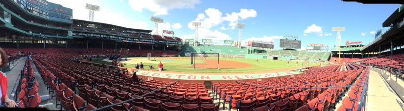 An Amazing Day at Fenway:  Jimmy Fund Radio-Telethon